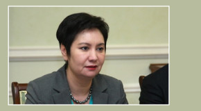 Гүлшара Әбдіхалықова М.Әуезов атындағы Әдебиет және өнер институтының ғалымдарымен кездесті